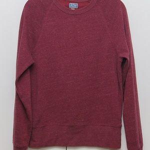 Jcrew Red Sweater